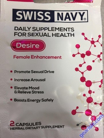 Max Desire Sexual Enhancement For Women 2 Pills Pack Veggie Capsule by M.D. Science Lab, LLC.