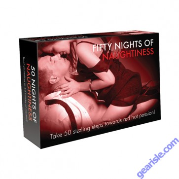 Fifty Nights of Naughtiness Game From Creative Conception