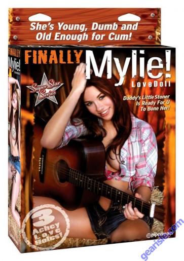 Finally Mylie Love Doll Super Star Series