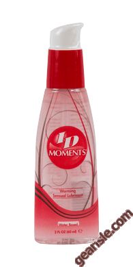ID Moments Warming Sensual Lubricant