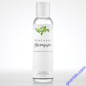 Intimate Lubricants for Sensitive Skin by Penchant Premium - Silicone Based