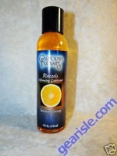 California Fantasies Razzels Warming Lubricant-Sensational Orange
