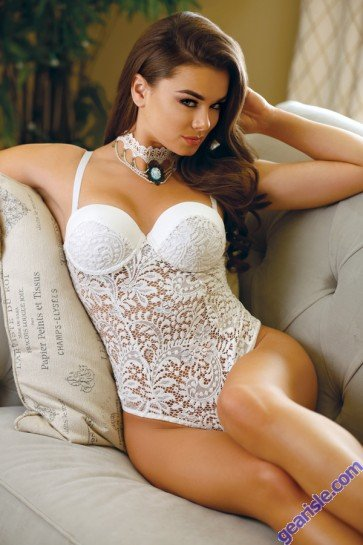 Pola Push Up Cup Lace Teddy Fantasy Lingerie FL1602