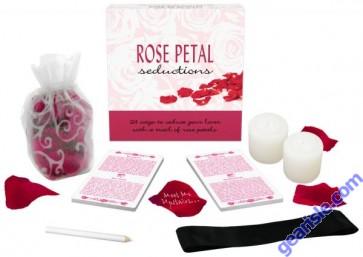 Rose Petal Seductions 24 Romantic Ideas