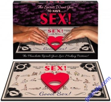 The Spirits Want You to Have Sex!
