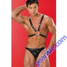 Leather Half Harness 29-100