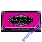Checks for Lovers by Kheper Games