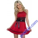 Fashion Summer Women Clothing Sexy Clubwear/ Party Dress Bodycon Lace 6260