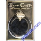 Love Cuffs For Intimate Lovers Only Black