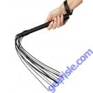 Show your partner who's in charge with the Deluxe Cat-O-Nine Tails.