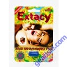 Extacy No Headache Triple Maximum Premium 2750pwr 7 Days Enahncement for Men Pill