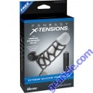 Vibrating Extreme Silicone Power Cage Fantasy X-tensions