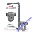 Charged Owow Vibe Ring Grey ScreamingO