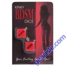 Kinky Adult Game BDSM Dice Sexy Mature Foreplay