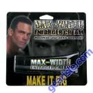 Max Width Enlarger Cream 1.5 Oz