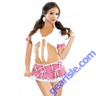 Skipping Class Schoolgirl Costume Play PL155