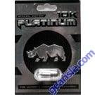 Bl4ck Black 4K 4000 Rhino Premium Male Sexual Enhancement Pill