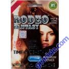 Rodeo Fantasy 1250mg 2500 pwr Premium Triple Maximum Genuine Natural Enahncement for Men 1 Pill