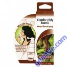 Comfortably Numb Deep Throat Spray Mint chocolate 1 fl oz 29ml