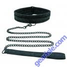 Lace Collar & leash