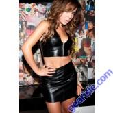 Leather Skirt 13-110