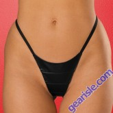 Leather G-String 2-109