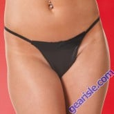Leather G-String 2-114