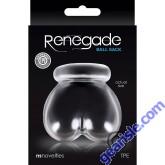 Renegade Ball Sack by NS Novelties-Clear