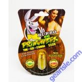 Burro En Primavera 550K Gold Male Enhancement Pill
