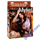 Finally Mylie Love Doll Super Star Series