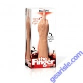 The Finger Fister Dildo