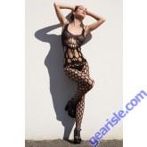 Lady's Killer Legs Fishnet Body Stocking 818JT082 Yelete Group Lingerie