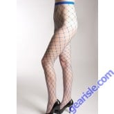 Ladys Single Line Fishnet Tights Pantyhose 828HD002