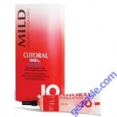 System Jo Clitoral Gel Mild Regular Strength 10ml