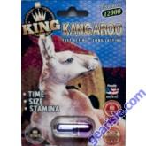 King Kangaroo 12000 Titanium Male Enhancement Purple Pill