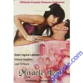 Miracle Leaf Vaginal Lubrication Intense Orgasms For Her 1 Pill