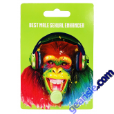 Monkey Green Pill For Him Best Male Sexual Enhancer