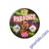 Paradice The Original Love Game  Glows In The Dark Adult Forplay