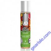 Jo H2O Tropical Passion Lubricant 1 fl.oz/ 30ml Travel Size