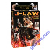 J Law Love Doll Super Star Series 3 Holes PipeDream