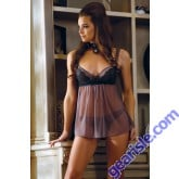 Holly Soft Cup Babydoll Panty Premiere FL1605
