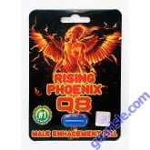 Rising Phoenix Q8 Pill Triple Maximum Sexual Enhancement