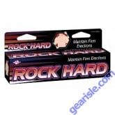 Rock Hard Firm Erections 1.5 oz Cream PipeDream Sex Booster