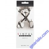 Sinful Hogtie Black NS Novelties