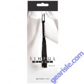 Sinful Whip Black Color by NS Novelties