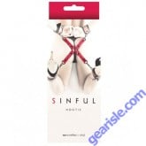 Sinful Hogtie Pink NS Novelties