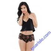 Sadie Cami Top Lace Shortie Sleep S170