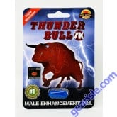 Thunder Bull 7K Triple Maximum Max Power Enhancer Pill for Men