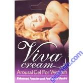 Viva Cream Arousal Gel For Women