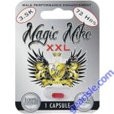 Magic Mike XXL Male Performance Enhancement Pill